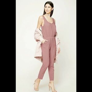 ISO: forever 21 mauve jumpsuit